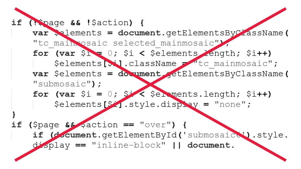 Ei tarvetta ohjelmointiosaamiselle